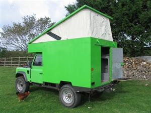 Picture of Land Rover Defender 110 Camper Body